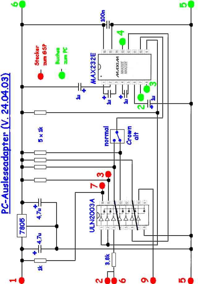 Spielautomaten ausdrucken mit dem PC (VDAI und andere)